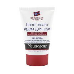 Нетроджина крем д/рук Норвежская формула без запаха 50мл